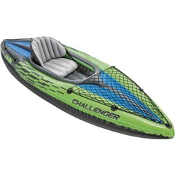 CANOE INFLATABLE CHALLENGER K1 68305 INTEX CM. 274X76 H. CM.33