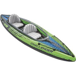 CANOE INFLATABLE CHALLENGER K2 68306 INTEX CM. 351X76 H. CM.38