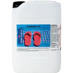 ANTI-ALGAE FOR SWIMMING POOL LAPI LIQUID LT.25
