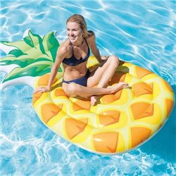 GONFIABILE PINEAPPLE MAT 58761 INTEX CM.216X124