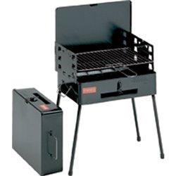BARBECUE CHARCOAL picnic CASE FERRABOLI CM 40X30 H. 73 CM