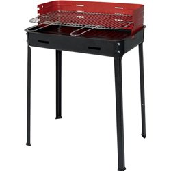 BARBECUE CHARCOAL FLAVIA CM 50X35 H. 80 CM