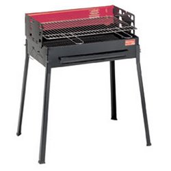 BARBECUE CHARCOAL COMMUNITY FERRABOLI CM 60 X 40 H. 80 CM