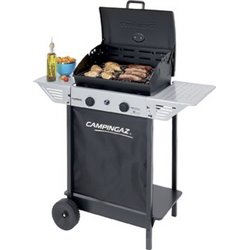 BARBECUE GAS XPERT 100 L PLUS ROCKY CAMPINGAZ BURNERS 2 CM 98X48 H. CM 124