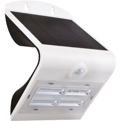 APPLIQUE LED SOLAR SENSOR WITH ARCADIA 3.2 CENTURY WATT 3,2 LUMEN 400 NATURAL