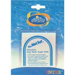 REPAIR KIT FOR SWIMMING POOL 59631 INTEX PATCHES STANDARD NO. 6 ANYWAY. 49