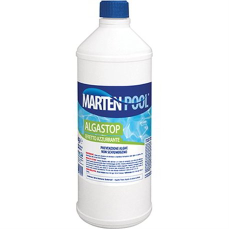 ANTI-ALGAE FOR SWIMMING POOL MARTEN FLUID LT 1