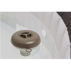 DISPENSER THE FLOAT FOR PURESPA 29042 INTEX FOR PADS GR 20