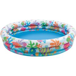 Swimming POOL, FISHBOWL 59431 INTEX CM 132-H. CM 28