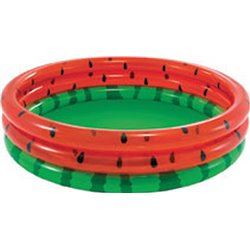 Swimming POOL WATERMELON 58448 INTEX 168 CM H. CM 38