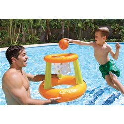 INFLATABLE FLOATING HOOPS 58504 INTEX CM 67 H. CM 82