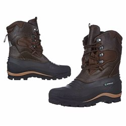 BOOTS, AFTER-SKI BOOTS PADDED WATERPROOF BOOTS CANADIAN SNOW HUNTING FISHING