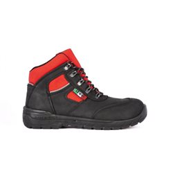 SCARPA ANTINFORTUNISTICA DI SICUREZZA LEWER CROCE ROSSA CR1 S3