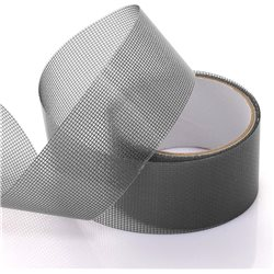 TAPE REPAIRS MOSQUITO NETS, NETWORK, FIBER GLASS ADHESIVE TAPE CM 5X200
