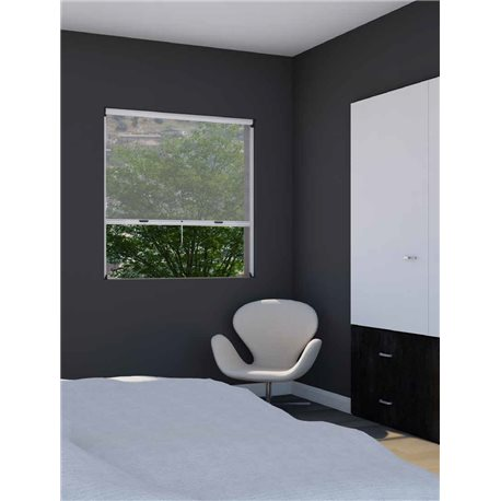 MOSQUITO NET ROLLER CLUTCH ALUMINIUM COLLAPSIBLE WINDOW AND DOOR GOLDROLL