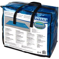 INTEX 29029 TELO TERMICO PER PISCINA RETTANGOLARE 488x244 CM