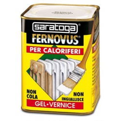 PAINTING FERNOVUS SARATOGA, RUST-FREE GEL FOR HEATERS ML.750 WHITE