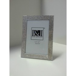 PHOTO FRAME WITH SWAROSVKI CM.10X15